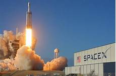 Spacex Falcon Heavy Launches Arabsat 6a Nasaspaceflight