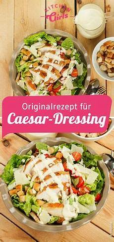 Caesar Salad Originalrezept - forget about bottled salad dressing this simple