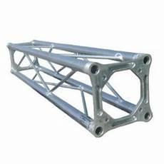 traliccio in alluminio traliccio in alluminio sezione quadrata da 18cm l 250cm su