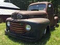 1950 ford f1 truck patina rat rod rod