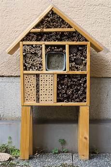 Insektenhotel F 252 R Wildbienen Selber Bauen Anleitung F 252 R