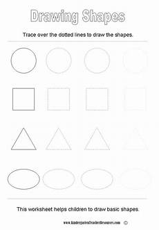 drawing shapes worksheets 1081 basic shapes worksheets