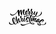 vector merry christmas lettering script ink sign stock illustration download image now istock