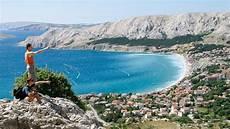 Cing Kroatien Krk - beautiful island of krk on the kvarner k njivice