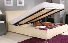 Doppelbett Mit Lattenrost - doppelbett garda mit bettkasten lattenrost