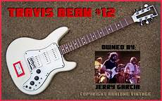 travis bean tb500 travis bean tb 500 guitar owned by jerry garcia of the grateful dead
