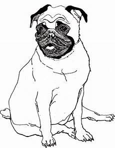 pug coloring pages best coloring pages for