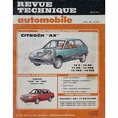 Rta Revue Technique Automobile Citro 235 N Ax 10e 10re 11re