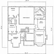 european style house plan 4 beds 3 50 baths 3800 sq ft