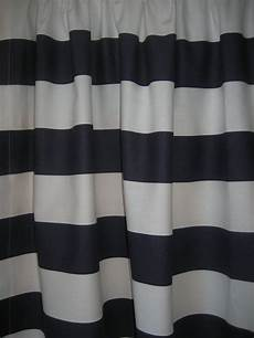 white striped shower curtain brown and white horizontal striped shower curtains