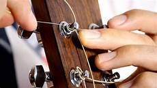 How To Change Your Guitar Strings Acoustic Guitar