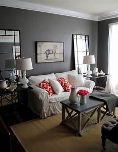 salon couleur taupe gris anthracite ou gris clair