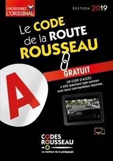 code la rousseau quel est le meilleur livre code de la route