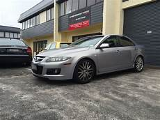 Mazda 6 Mps With A Few Corksport Performance Parts In For