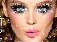 Ideen Make Up - new years makeup magnificent sparkles