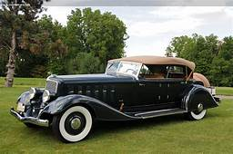 Auction Results And Sales Data For 1933 Chrysler CL Custom