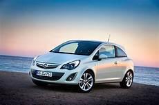 2012 Opel Corsa 3 Door Picture 73179