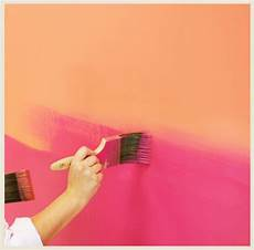 how to paint an ombre wall ombre painted walls diy wall painting ombre paint