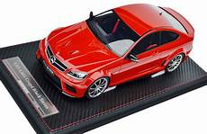 frontiart 1 18 scale mercedes c63 amg coupe black