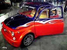 Fiat 500 Tuning - auto mitiche fiat 500 tuning