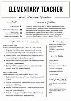 elementary teacher resume sles writing guide teacher resume template free teaching
