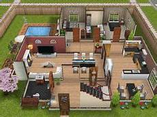 sims freeplay house plans 136 best sims house ideas images sims house sims sims
