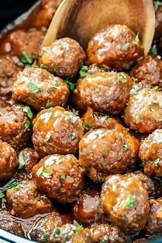 slow cooker honey buffalo meatballs carlsbad cravings