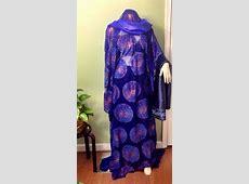 Blue velvet Somali Dirac set   Somali Dirac Sets