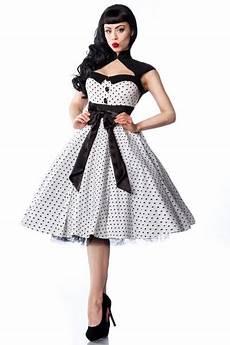 rockabilly kleid hochwertiges kleid im 50er jahre style
