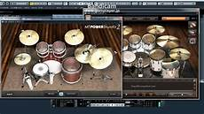mt power drumkit 2 studio one mt power drum kit 2 vs ez drummer 2 youtube