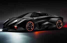 Lamborghini Egoista  Cars