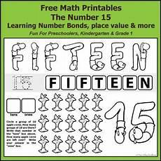 2nd grade math worksheet number bonds number bonds to 15 free math worksheets sumas