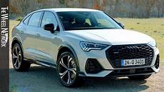 2020 audi q3 sportback new suv coupe exterior