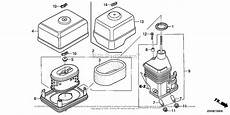 honda engines gx200t2 qapw engine tha vin gcbut 1000001 parts diagram for air cleaner dual
