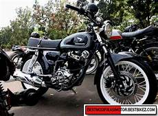 Modifikasi Honda Cb by Modifikasi Honda Mega Pro Ala Cb Gambar Modifikasi Motor