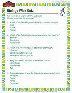science worksheets biology 12123 biology whiz quiz view worksheets printable 3rd grade sod