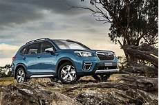 2019 subaru forester debut 2019 subaru forester now on sale in australia from 33 490