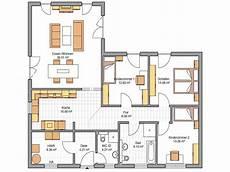 Grundriss Bungalow 4 Zimmer Dasbesteaus 120 Qm With