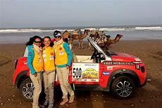 Rallye Aicha Des Gazelles Du Maroca A Unique Adventure