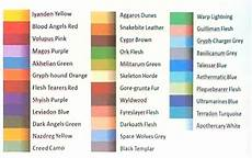 free your contrast paint range in stores june 15th color charts and video pg 34