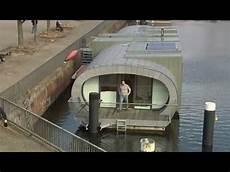 leben auf dem wasser hausboote in hamburg