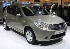 New Cars Dacia Sandero