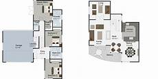 split level house plans nz clutha 3 bedroom 2 storey house plan landmark builders nz