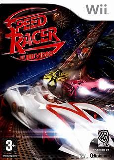 Speed Racer Wii Argusjeux Fr Argus Jeux Vid 233 O D