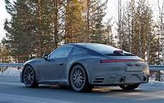 nouvelle porsche 911 porsche 911 992 generation and details