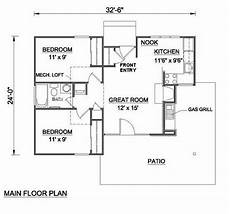 700 sq feet house plans cottage style house plan 2 beds 1 baths 700 sq ft plan