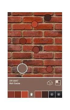 129 best brick and color images on pinterest beautiful homes brick and color palettes