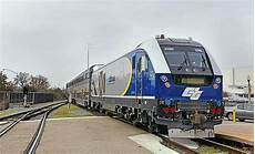 chargers for amtrak and via rail the railway magazine