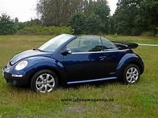 Jahreswagen Vw New Beetle Cabrio Jahreswagen Direkt