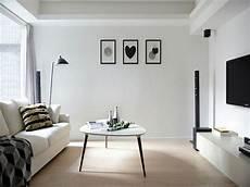 minimalistische wohnzimmer ausgefallene ideen f 252 r ein